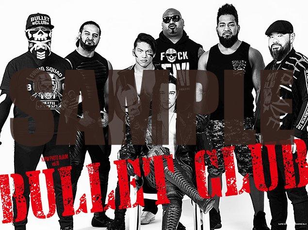 表紙はジェイ・ホワイト!好評の大型グラビア企画「NJPW PHOTO ALBUM」では「BULLET CLUB」特集!『Road to THE NEW BEGINNING 2019 パンフレット』が発売中!…