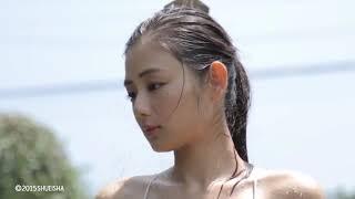 Moemi Katayama 片山萌美、これぞ大和撫子の美しさ。Japanese Gravure idol jav hot グラビア