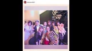 手島優、misonoと療養中のNosuke夫妻らとの集合ショット公開で「素敵なメンバー」の声 -PN