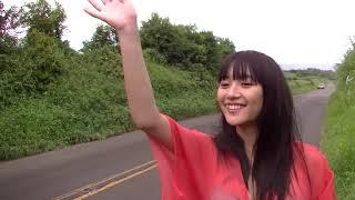 週刊ヤングマガジン4 5合併号 巻頭グラビア 浅川梨奈(SUPER☆GiRLS)撮影オフショット&コメントムービー