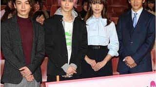 –[Fighter TV] 深田恭子「はじこい」順子が百田に嫉妬?