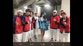 【エンタがビタミン♪】DA PUMPと共演の森咲智美に 「USA踊ったら…」期待の声  – Kyo News