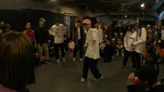 TO-Y 未悠 C circle / DANCE@LIVE 2017 KIDS KANTO CLIMAX DANCE BATTLE