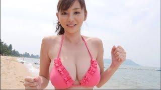 原幹恵(はら みきえ)Mikie Hara   グラビアアイドル▪ビーチエンジェルズ▪水着撮り