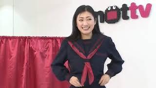 壇蜜の××(チョメチョメ) 「コスプレ!?」編 (8)壇蜜生着替えセーラー服編