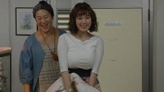 筧美和子さんが谷間、乳揺れ、チラとかエロ連発しちゃった【GIFあり】