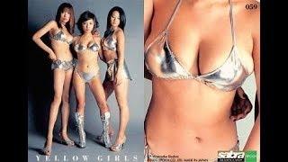 小池栄子 MEGUMI 佐藤江梨子 YELLOW GIRLS