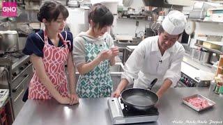 #2 神回 モーニング娘。16 佐藤優樹&牧野真莉愛が料理に挑戦! (クロッ