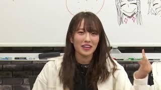 小嶋 花梨 上西 怜(NMB48 チームBII)NMB48のしゃべくりアワー (2019年04月02日17時00分00秒~)