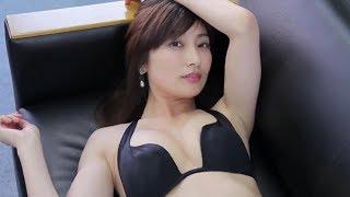 Yoko Kumada ( 熊田曜子 )  92 – 56 – 84  J-cup グラビアモデル