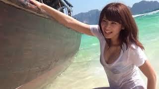 夏オンナ・久松郁実のたまらん灼熱ボディ!