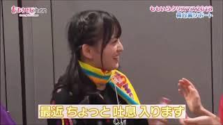 【夏菜ちゃんモノマネ】さきてぃ「止まれ!」