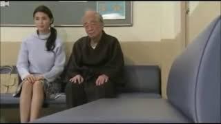 [志村けんのだいじょうぶだぁ] 橋本マナミと志村爺ちゃん