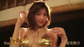 Japanese Model Risa Kikuchi 菊池梨沙 Vlog Image Video