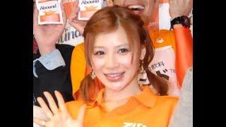 有吉弘行が絶賛 手島優、6年ぶり新曲「ハミ乳パパラッチ」リリース「紅白も夢じゃない」