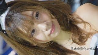 【天使】可愛すぎるコンパニオン 星島沙也加