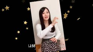 上西恵 17ライブ 2019-02-06