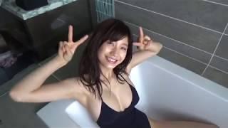 小倉優香、まぶしい完璧ボディ!Yuka Ogura, thân hình hoàn hảo bốc lửa