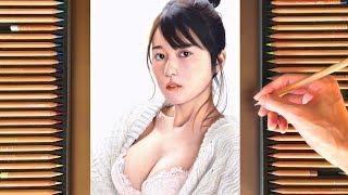 乃木坂46 描いてみた まとめ2019【白石麻衣 西野七瀬 生田絵梨花etc】| Drawing Nogizaka46