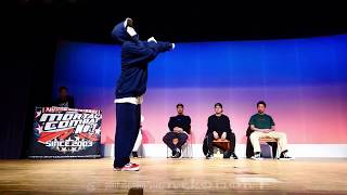 BBOY TSUKKI vs MiYU BEST4 Hyper 20 BBOY RYOMA 20th ANNIV. ALLSTYLES DANCE BATTLE