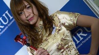 『SIRUI/シルイ』星島沙也加(さやぴ)さん(@sayapiii27) Vol.2【CP+(シーピープラス)2018 / Camera & Photo Imaging Show】