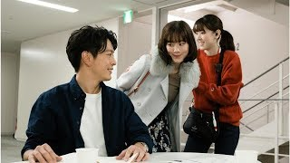 筧美和子、ぶりっ子&あざとい美人エキストラに<エ・キ・ス・ト・ラ!!!>