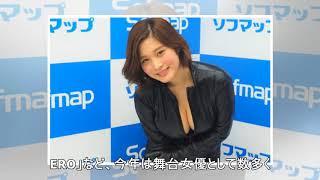橘花凛がvシネマ初主演 ピチピチのレザースーツ姿でセクシーアピール
