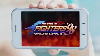 THE KING OF FIGHTERS  KOF'98 UM OL 1年記念TV CM RaMu 久松かおり