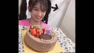 2月2日は牧野真莉愛ちゃんのお誕生日✨まりあ19歳になりました♡