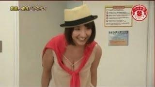 尾崎ナナとエロ川柳対決!あなたの松茸くわえたい HD 1080