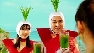 【CM】山本漢方製薬 大麦若葉