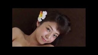 中村静香 Shizuka Nakamura Flower Bikini