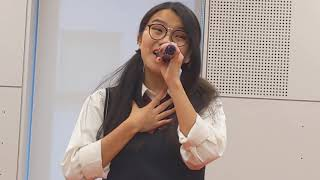 バレンタインイベント2日目 2部 田中優香①IYO夢みらい館20200216