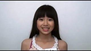 籠谷さくら 第13回全日本国民的美少女コンテストファイナリスト21名