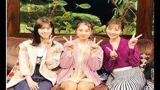 「グータンヌーボ2」、西野七瀬さん、おのののかさん、岡本莉音さんが出演。西野さんが「叫び声が好き。