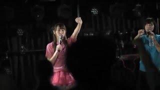 とりぷるえー(為近あんな、中森あおい、あいり)LIVE 2016.5.7/心斎橋 VARON