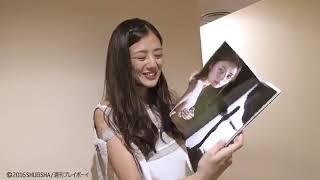 片山萌美ファースト写真集『人魚』の発売イベントに密着!