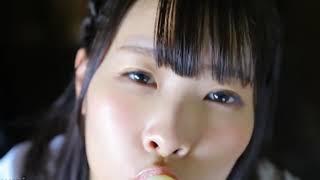 【グラビア】この飴舐め、表情がいい!【着エロ】※詳細は概要欄