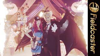 斎藤工はドラキュラ、泉里香はアメリカンポリスに扮して登場!Indeed「ハロウィン 働き方改革」篇