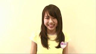 【GO!オスカル!X21】web限定ムービー ~籠谷 さくら~