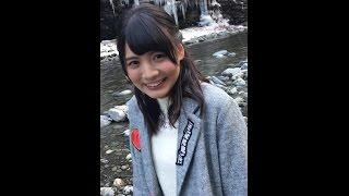 【絶景告白】(タテ動画)三十槌の氷柱×松永有紗②