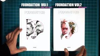MY SKETCHBOOK TOUR 1 (Foundation Vol1)