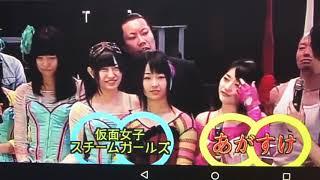 上矢えり奈(神谷えりな)、天木じゅん、斉藤裕亮、あがすけ、カミナリのPV作りについてw
