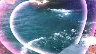 峇里島(蘭夢島惡魔的眼淚)風景區拍拍小影兒子婚紗照浪漫之旅
