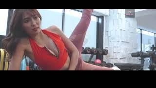 健身日本美女 森咲智美 Tomomi Morisaki  下半身美尻大作戰