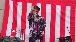 田中優香  ユカタライブ♪ ②   シーパ夏祭り