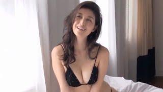 人妻になった橋本マナミ!!