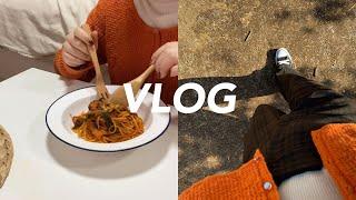 [VLOG]人生最後の放課後はピクニック,楽しかった美容学生_一人暮らし
