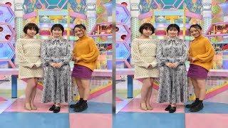 小芝風花×岡田結実×籠谷さくら、番組MCに挑戦  ! 最新ニュース