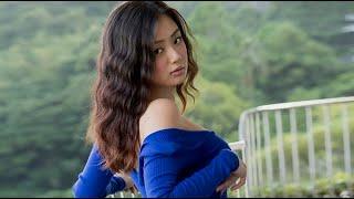 Japanese actress *Moemi Katayama* Sexy Slide movies(88p)